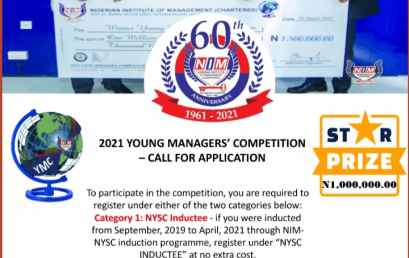 YMC 2021 – New Applicant