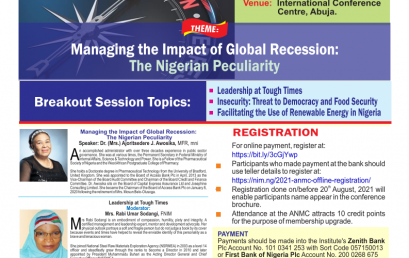 2021 Annual National Management Conference