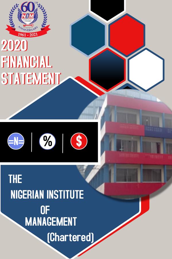 2020  FINANCIAL STATEMENT